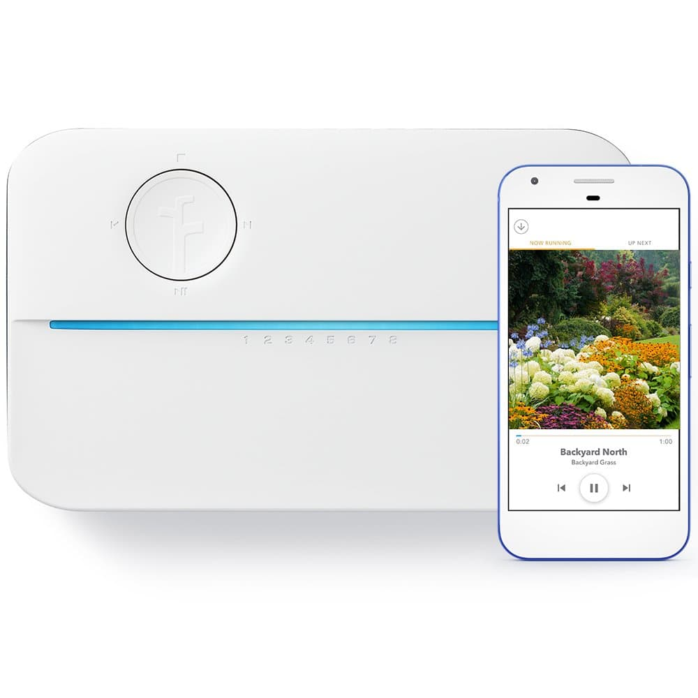 Rachio 3 Smart (8 Zone) Sprinkler Controller LOWEST PRICE EVER BY $20 AMAZON! $154
