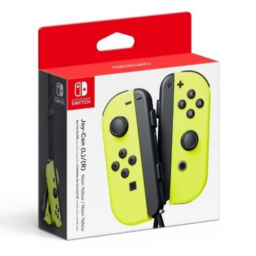 Nintendo® Neon Yellow Joy-ConL/R $67.99