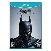 Amazon Deal: Batman Arkham Origins Wii U $15