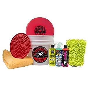 Chemical Guys HOL128 Best Wash and Dry Kit (8 Items), 48. Fluid_Ounces, 8 Pack $41.97