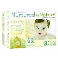 Amazon Deal: Nurtured By Nature Diapers as low as 8cents each with Amazon mom S&S and Coupon