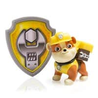 Free Rubble Pup & Badge with the purchase of Select Paw Patrol Toys $7.99 value AMAZON