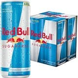 12pks of Sugar Free Red Bull $1.78 in Prime Pantry