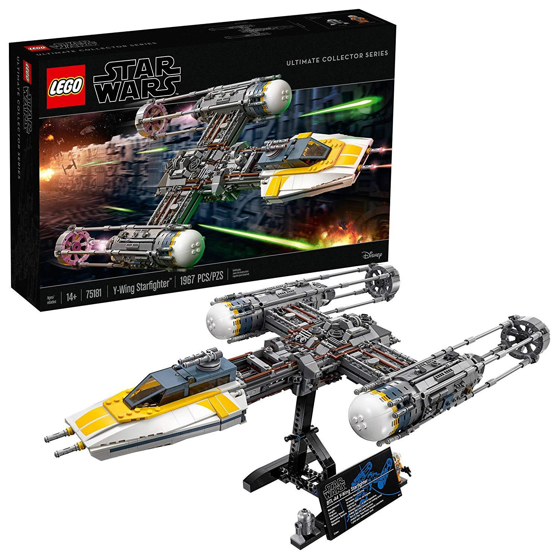 Lego Y-Wing UCS - ($18.41 off - 9%) $181.58