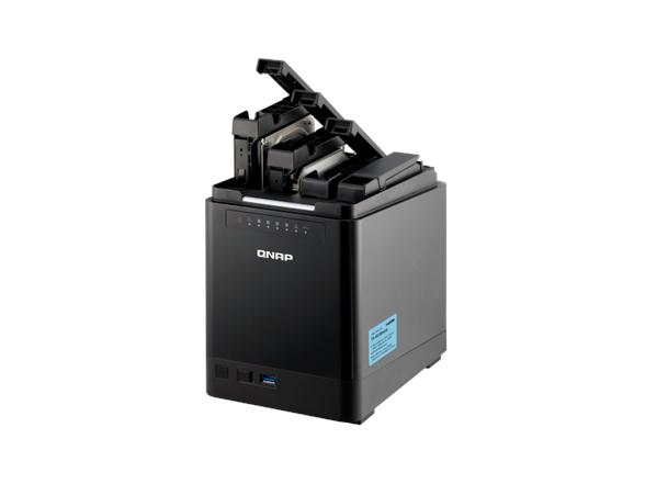 QNAP 4779064 TS-453B mini 4GB Diskless Mini NAS -- $475 shipped @ woot.com