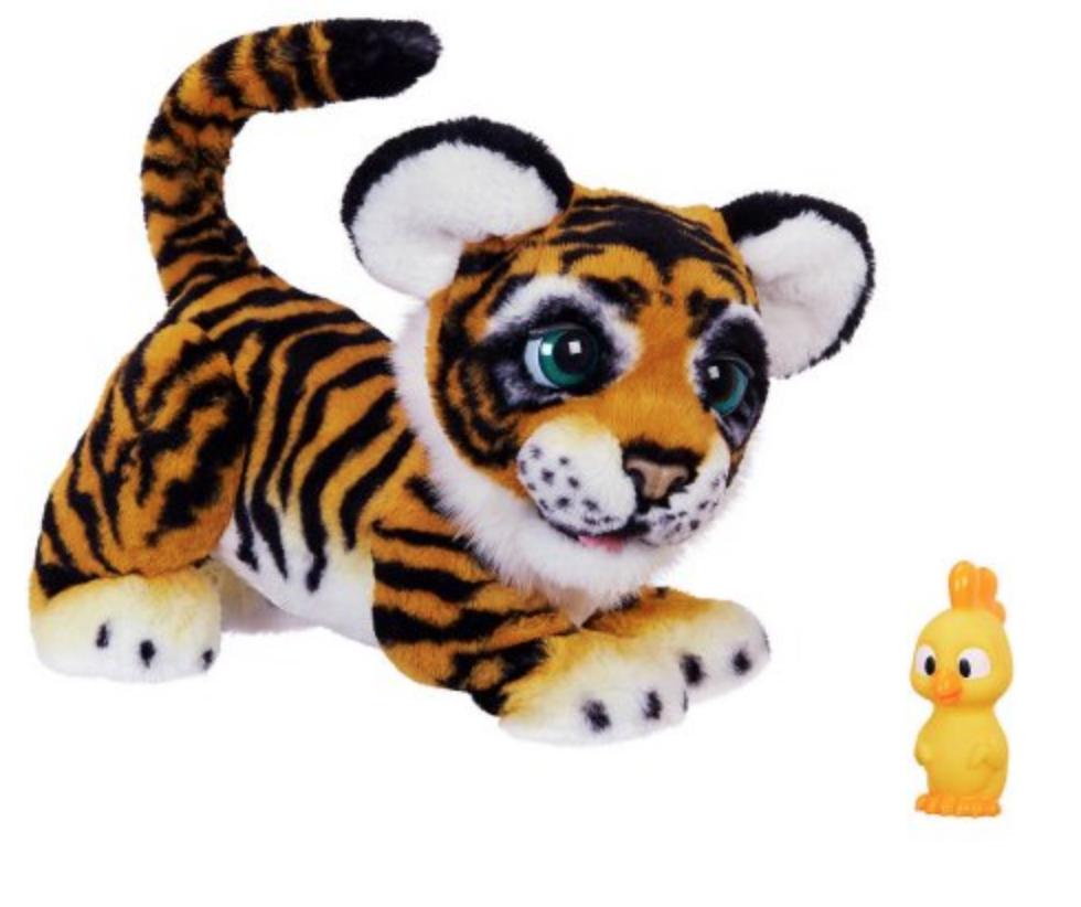 Tyler the tiger at Walmart.com $54.99 + free shipping
