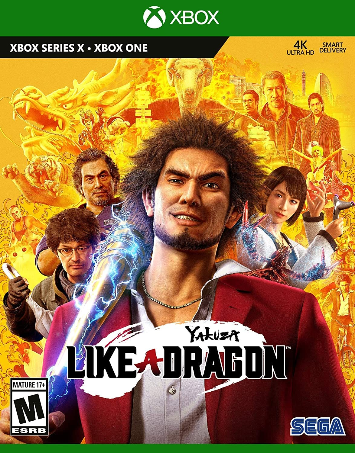 Yakuza: Like a Dragon Day Ichi Edition (Xbox One, Xbox Series X/S) $23.78