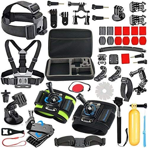 51-in-1 Camera Accessories Kit for GoPro $17.57 + Free Shipping