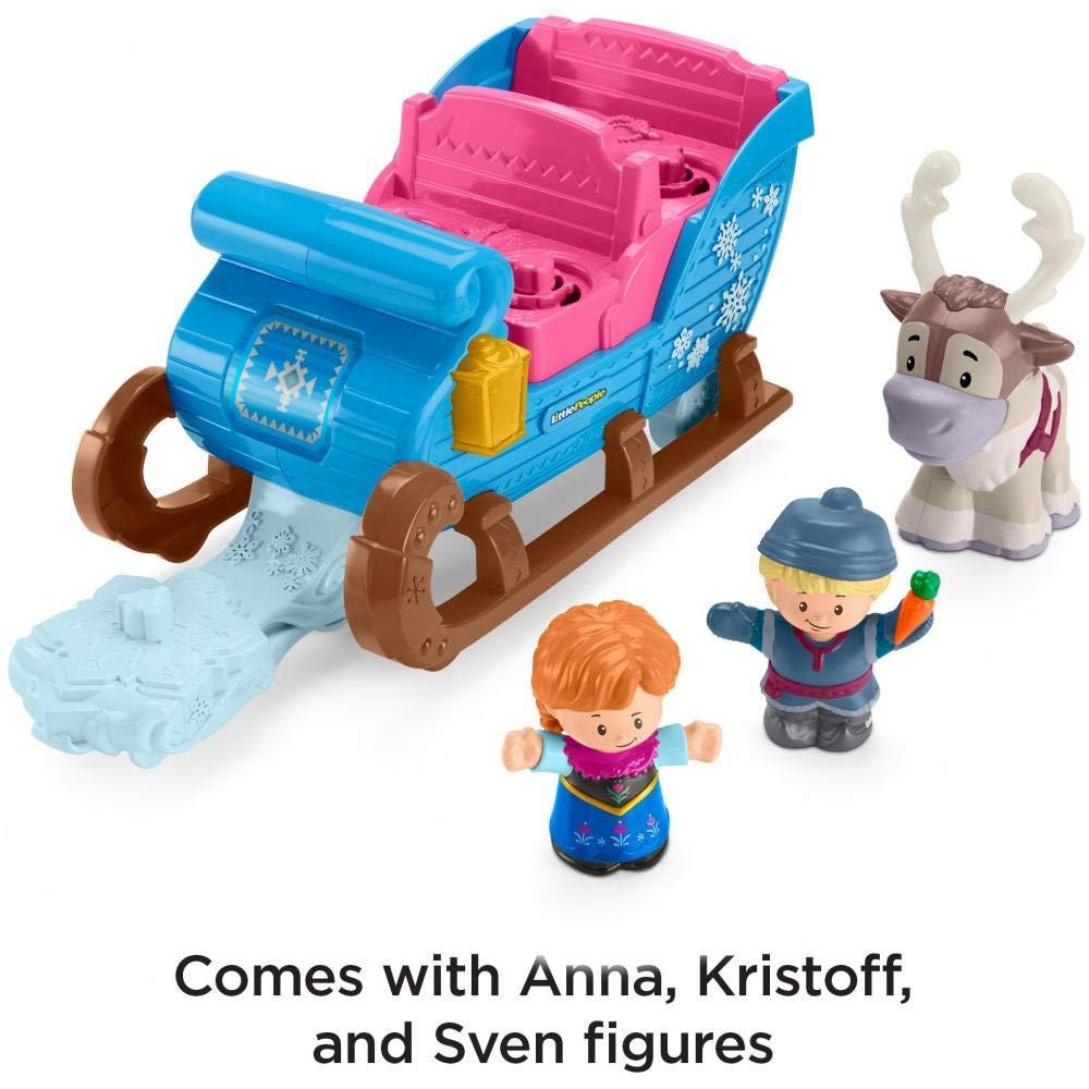 Disney Frozen Kristoff's Sleigh by Little People, Kristoff's Sleigh FFP - $11.00