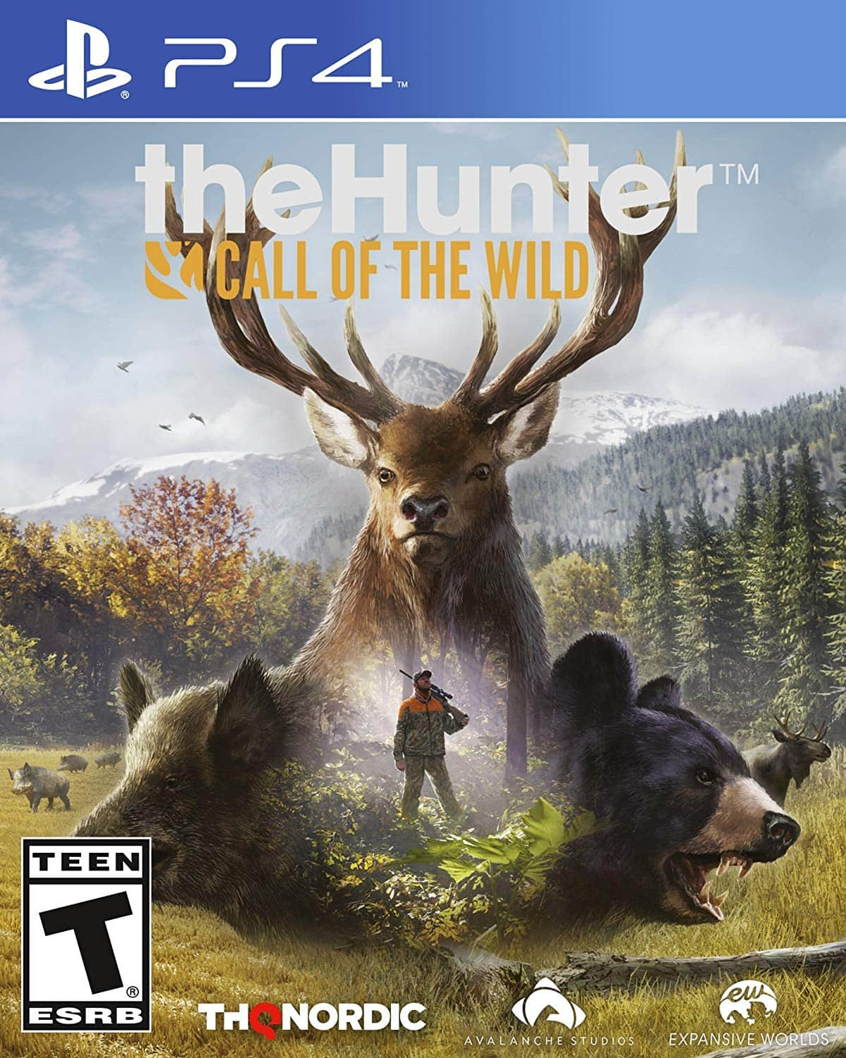 theHunter Call Of The Wild - PS4 - $19.93
