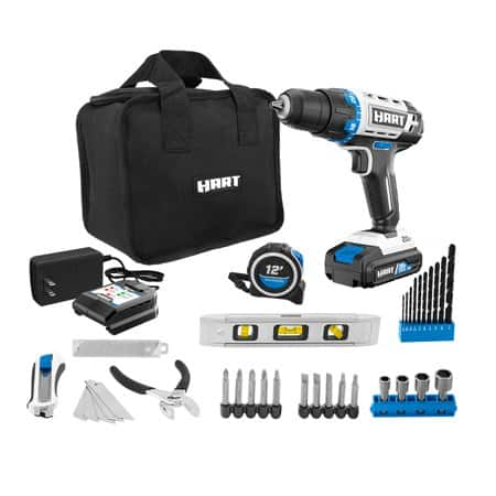 *YMMV* Hart Drill Driver Project Kit at Walmart for $17.50
