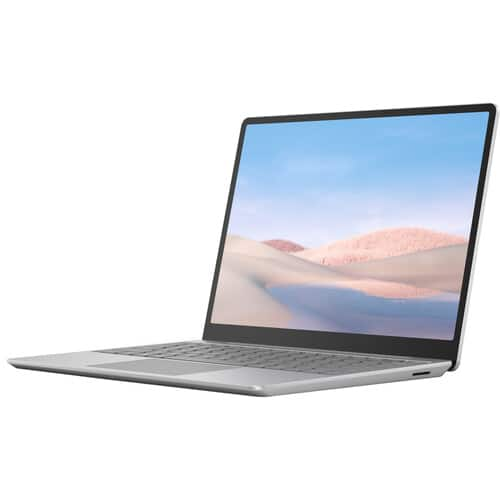 BHPHOTOVIDEO: Microsoft Surface Laptop Go 12.4'' i5-1035G1 (10th Gen)/ 8GB LPDDR4x/ 128GB PCIE SSD $569
