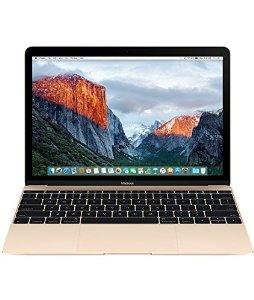 2016 Apple MacBook 12 inch 512GB GOLD : Amazon: $1207