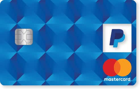 PayPal Cashback Mastercard: 2% Cash back on every single purchase