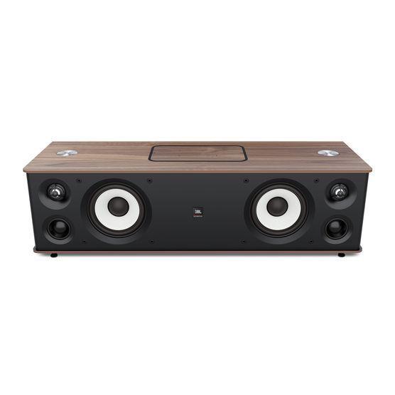 eBay: JBL Authentics L16 3-way 300W Speaker System w/Spotify Connect/Airplay/DLNA (Walnut) $479
