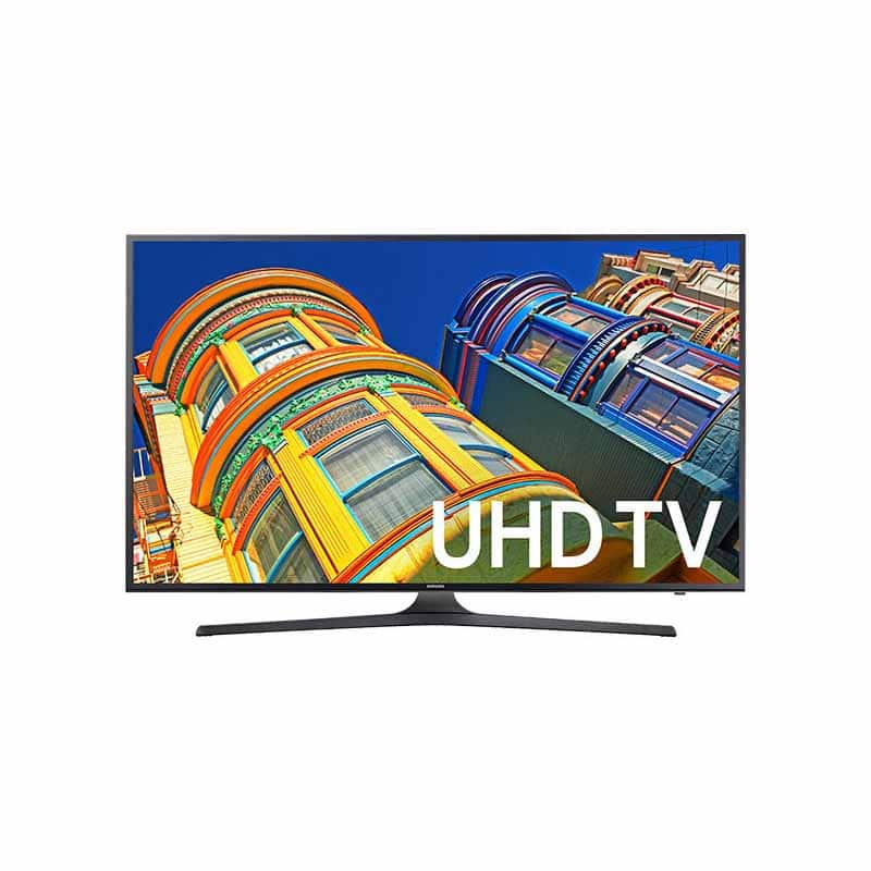 "Samsung 43"" Class UN43KU6300 6-Series 4K UHD TV - $497 at Frys with promo code NO TAX - Today only"