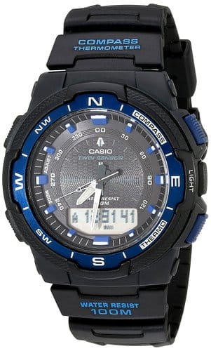 Casio Sports Twin Sensor Watch SGW500H-2BVOS - $19 at Frys after 60% coupon + shipping or free in-store pickup