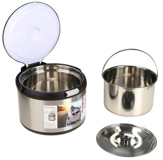 Tayama TXM-50CF Energy-Saving Thermal Cooker 5.0 liters $33.13 AC  Free Shipping