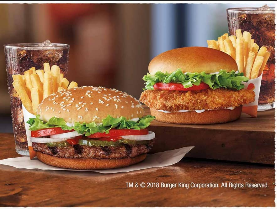 Burger King Coupons incl $1 Whopper & BOGO in app ymmv