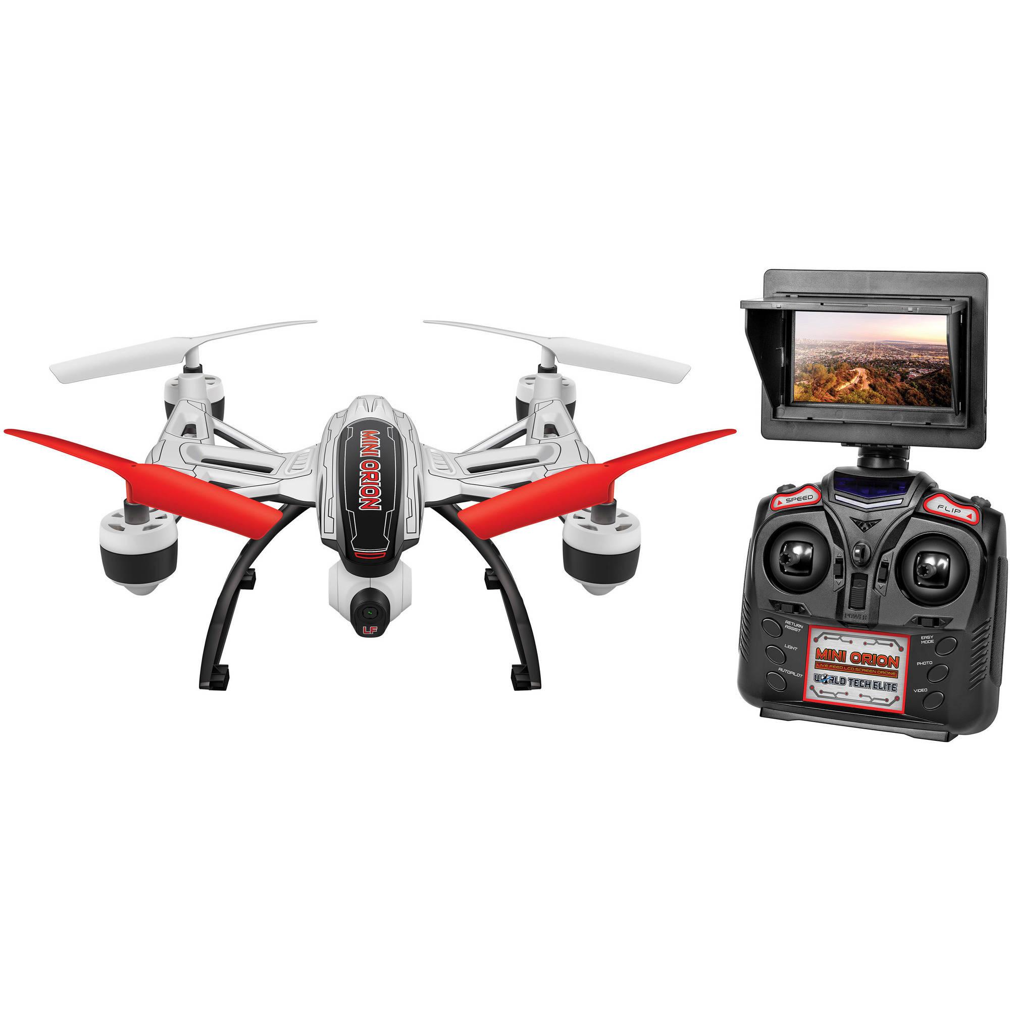 Mini Orion Camera Drone Quadcopter $35 @ Walmart $34.97 online