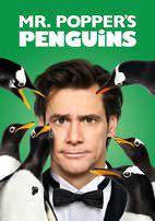 Mr. Popper's Penguins $5 HDX @ Vudu $4.99