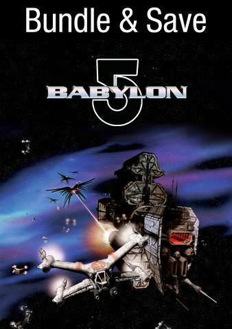 Babylon 5: The Complete Series [SD Digital] $50 @ VUDU