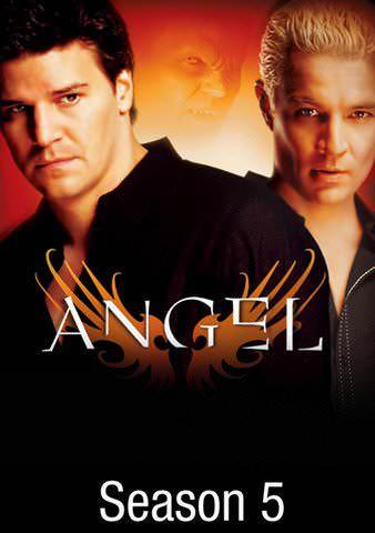 Angel Complete Series [Seasons 1 - 5 Digital Download