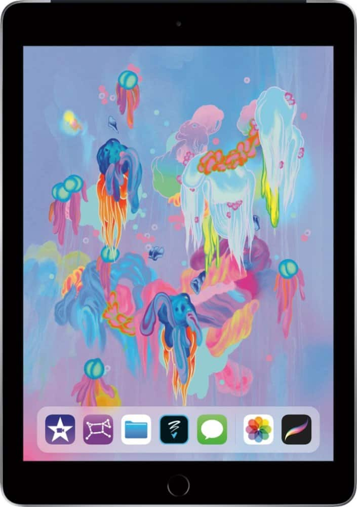 Apple - iPad Wi-Fi + Cellular $260/32GB $360/128GB with 2 yr Verizon Contract @ Best Buy