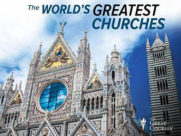 The World's Greatest Churches Season 1 (Great Courses Signature Collection) HD Digital $0.99 @ Amazon Video