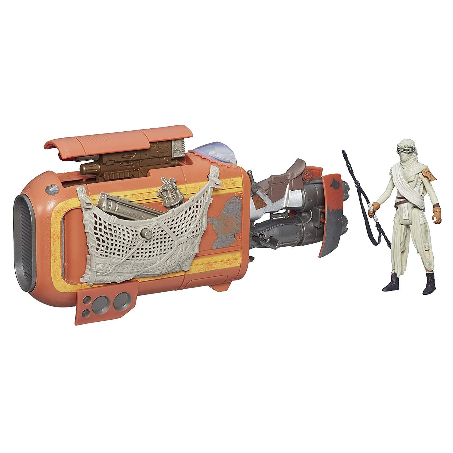 75% off Star Wars Collectible Figures from $8.10 @ Barnes & Noble