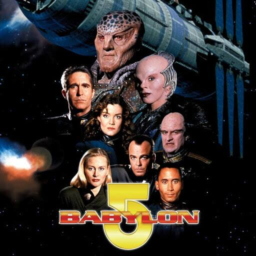 Google Play Store has Babylon 5 [SD Digital] All Seasons $4.99. Full Series $25 OR $18.22 When Combined w/Walmart GC Deal
