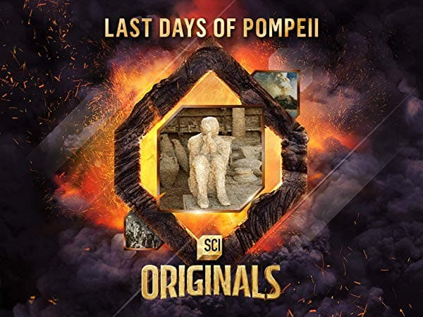 Science Channel - Last Days of Pompeii [HD Digital] $3 @Amazon Video