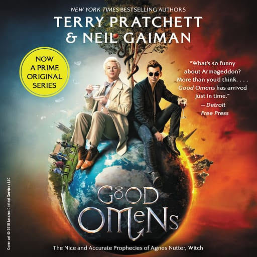[[*Audiobook*]] Good Omens: The Nice and Accurate Prophecies of Agnes Nutter, Witch $4 @ Google Play & Kobo $3.99