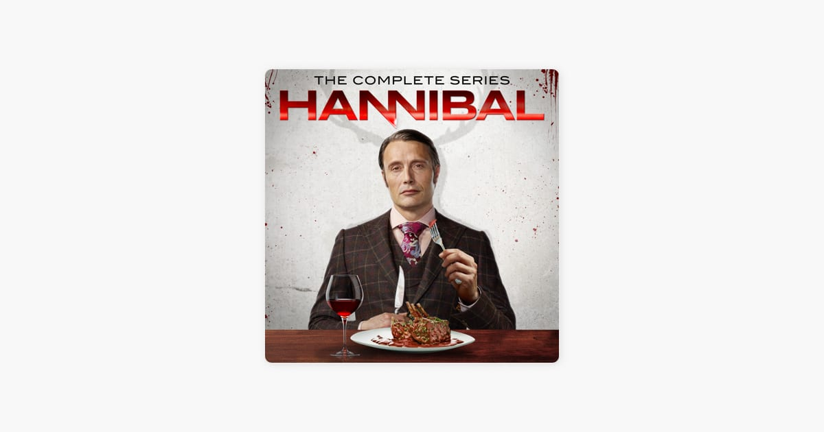 Hannibal HD Digital $12.99 & other select full series on sale @ iTunes