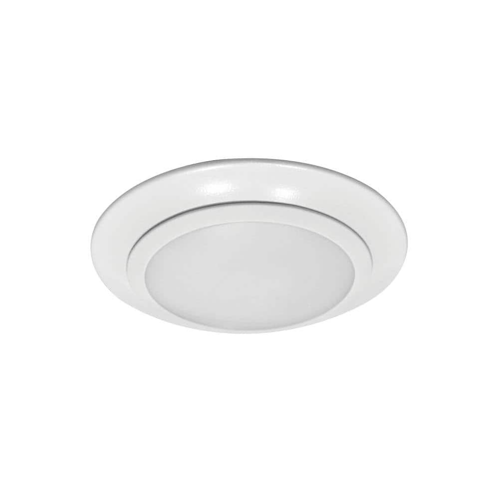 LED Lighting 6 in. White Surface Mount Retrofit - 70% off & FS or Ship to store - $29