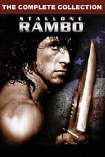 Rambo: The Complete Collector's Set @14.99 HD