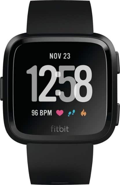 Fitbit Versa - 151.99 w/coupon SPORTS20 Free Shipping $151.99