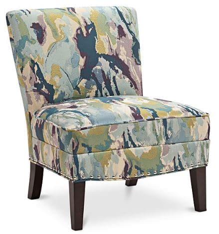 Coryn Fabric Accent Chair, Quick Ship - $149 ($264 with shipping)