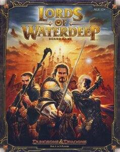 Lords of Waterdeep: A Dungeons & Dragons Board Game for $27.29 - $6.54 coupon [Amazon]