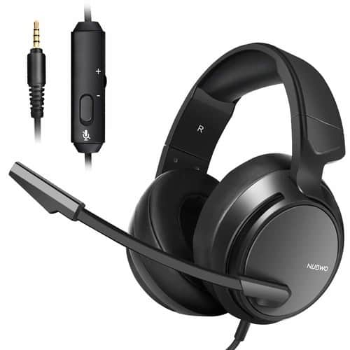 Micolindun N12 Stereo Gaming Headset for PS4, Xbox One, PC $15.59 + Free Shipping