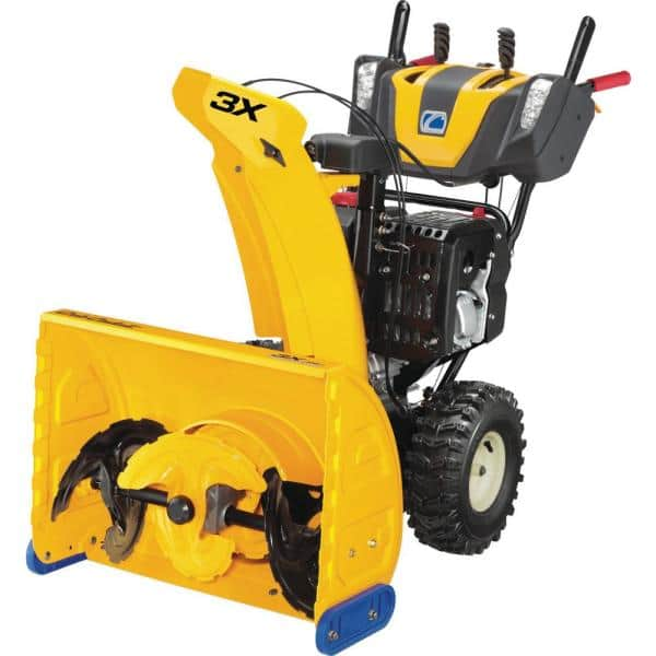 "Huge YMMV - Home depot-Cub Cadet 3 stage 26"" snowblower $650 clearance"