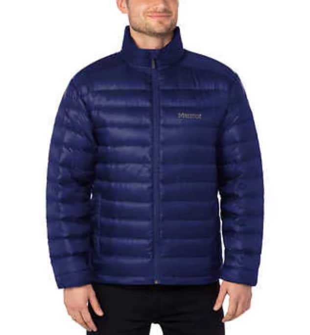 Marmot Men's Azos Down Jacket - $59.97 at Costco B&M YMMV