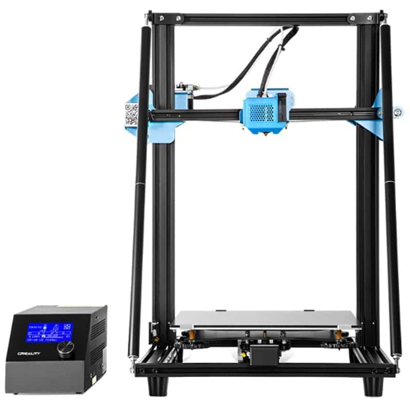 Creality CR-10 V2 3D Printer - $349.00 No Tax, Free US Shipping: Live Again