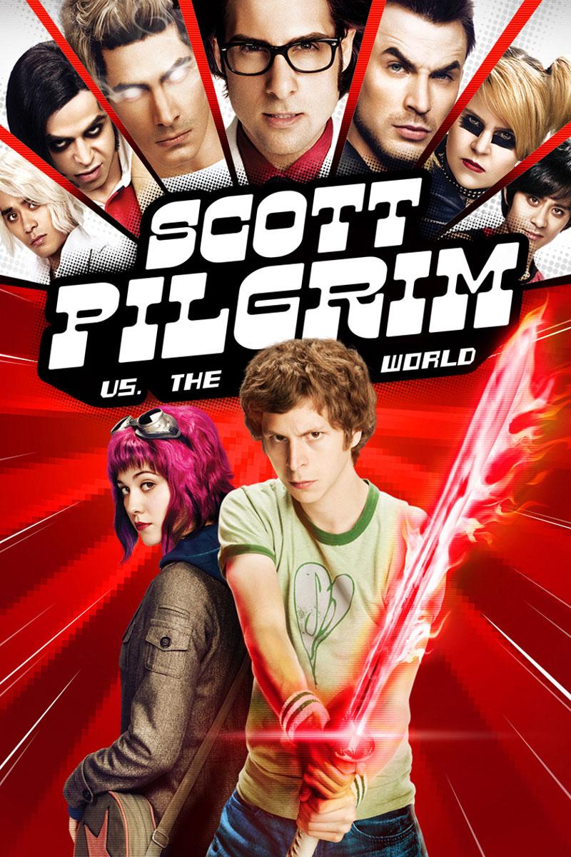 Scott pilgrim and others - 4.99 vudu weekend sale $4.99