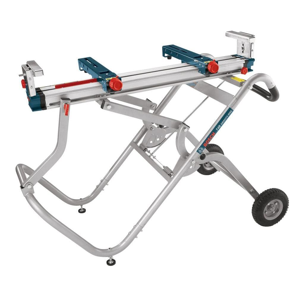 Bosch Gravity Rise Miter Saw Stand $150 @ the home depot YMMV clearance