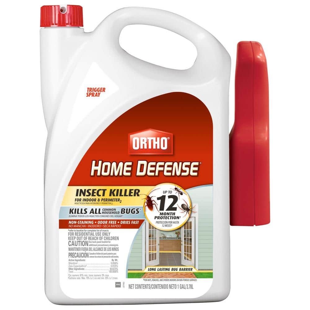 Ortho home defense refill $3.97 in store Home Depot