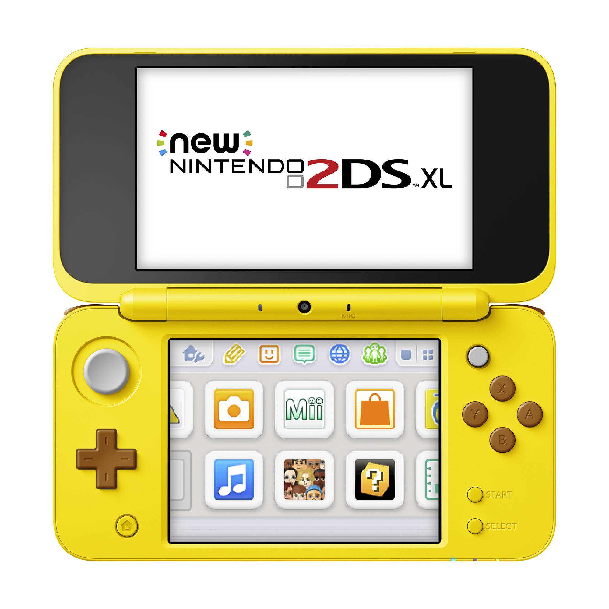 ToysRUS Nintendo 2DS XL Pikachu Edition 15% off $135.99 B&M YMMV Brand New
