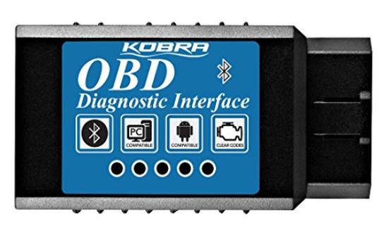 KOBRA OBD2 Bluetooth Auto diagnostics Tool Amazon lightning deal $5.99