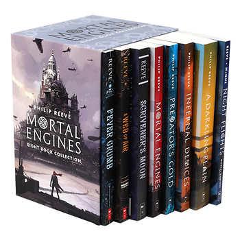 Mortal Engines 8 Book Box Set $30 @ Costco