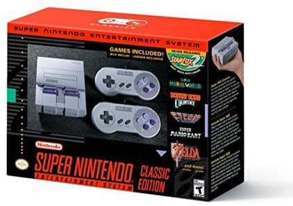 Nintendo Super NES Classic  at Amazon Stores (NYC) $79.99
